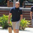 Jason Statham- August 28, 2016- Shops in Malibu - 454 x 595