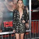 Camilla Luddington – 'Tomb Raider' Premiere in Hollywood - 454 x 683