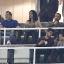 Cristiano Ronaldo is watched by his girlfriend Georgina Rodriguez as Real Madrid crash to Celta Vigo defeat