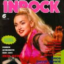 Madonna - In Rock Magazine Cover [Japan] (June 1990)