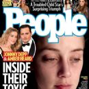 People Magazine June 13,2016 Amber Heard and Johnny Depp