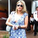 Holly Valance - Australian F1 Grand Prix, 28 March 2010