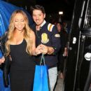 Mariah Carey in Tight Mini Dress – Out in Beverly Hills - 454 x 681