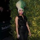 Nicki Minaj Goes Green for a Good Cause