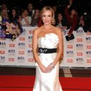 Amanda Holden - National Television Awards In London, 20 January 2010
