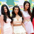 Kendall Jenner Nickelodeon's 24th Annual Kids' Choice Awards