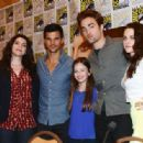 The Twilight Saga: Breaking Dawn - Part 2 At San Diego Comic-Con 2012 - 454 x 315