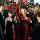 Juliette Binoche arrives The 69th Annual Academy Awards ceremony March 24, 1997 - 338 x 600
