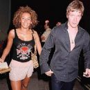 Melanie Brown and Max Beesley - 454 x 575