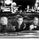 Kirk Douglas, Corbin Allred and Dan Aykroyd in Miramax's Diamonds - 2000