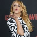 Paulina Rubio Cesar Chavez Premiere In Hollywood