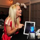Jenny McCarthy at the dFM Luncheon presented by Samsung Galaxy S III at the W Chicago (August 4)