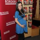 Danica McKellar Promotes 'Hot X: Algebra Exposed' At Borders Books & Music, Columbus Circle On August 4, 2010 In New York City