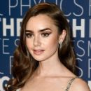Lily Collins – 2019 Breakthrough Prize in Mountain View