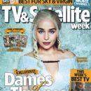 Emilia Clarke - TV & Satellite Week Magazine Cover [United Kingdom] (14 May 2016)