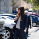 Jessica Biel out for lunch in Santa Monica - 454 x 689