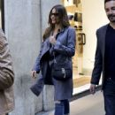 Sofia Vergara – Out and about in Rome