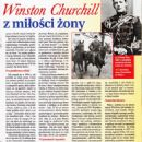 Winston Churchill - Retro Magazine Pictorial [Poland] (June 2018)