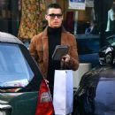 Cristiano Ronaldo splashes the cash on Valentine's Day as the Real Madrid star treats girlfriend Georgina Rodriguez during a shopping trip - 454 x 496
