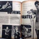 Marlon Brando - Movie Fan Magazine Pictorial [United States] (September 1952)