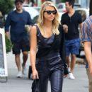 Sofia Richie and Scott Disick – Shopping in Manhattan