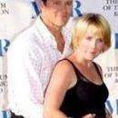 Renee O'Connor and Steve Muir