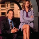 Calista Flockhart and Gil Bellows
