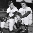 Ted Williams &  Bobby Doerr
