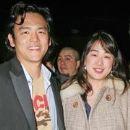 John Cho and Kerri Higuchi - 180 x 240