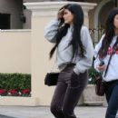 Kylie Jenner Spotted out in Beverly Hills CA February 1, 2017 - 425 x 600