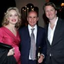 Sharon Stone Harvey Weinstein and Dior's Oscar Dinner February 23, 2011