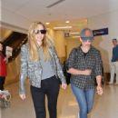 Sarah Michelle Gellar – Arrives at LAX in Los Angeles 9/1/2016