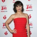 Constance Zimmer – The American Red Heart Association's Go Red For Women Red Dress Collection in NY - 454 x 681