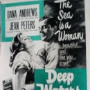 Deep Waters - Movie Life Magazine Pictorial [United States] (August 1948) - 454 x 656