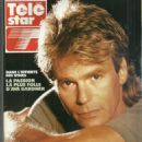 Richard Dean Anderson - Télé Star Magazine Cover [France] (19 November 1990)