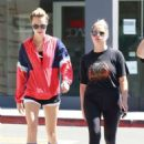 Ashley Benson and Cara Delevingne – Out in West Hollywood