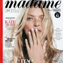 Kate Moss - Madame Figaro Magazine Cover [Cyprus] (November 2019)