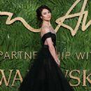Olga Kurylenko–2017 Fashion Awards in London - 454 x 628
