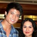Mikael Daez and Marian Rivera