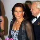 Princess Stephanie of Monaco Peres