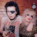 Sid Vicious and Nacy Spungen - 454 x 444