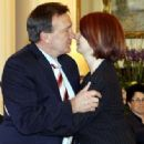 Julia Gillard and Tim Mathieson - 316 x 421