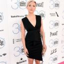 Scarlett Johansson wears Bec & Bridge - The 2015 Film Independent Spirit Awards