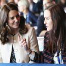 The Duke And Duchess of Cambridge Undertake Engagements Celebrating The Commonwealth - 454 x 303