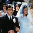 Al Pacino and Simonetta Stefanelli