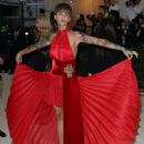 Ruby Rose – 2018 MET Costume Institute Gala in NYC - 454 x 565