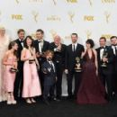 Game of Thrones Cast and Crew - September 20, 2015- 67th Annual Primetime Emmy Awards - Press Room - 454 x 306