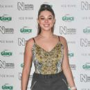 Kira Kosarin – The Natural History Museum Ice Rink VIP Launch Night in London - 454 x 598