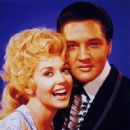 Elvis Presley and Donna Douglas