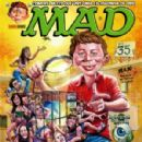 Big Brother Brasil - MAD Magazine Cover [Brazil] (February 2011)